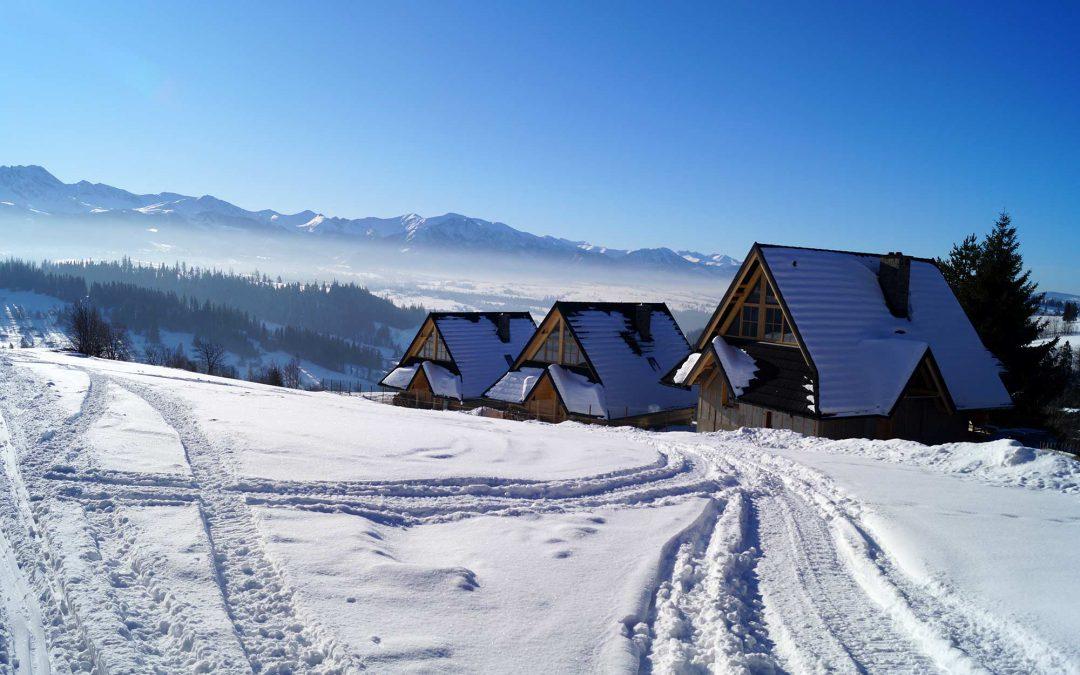 Domki Gliczarów Górny